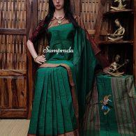 Akashleena - Kanchi Cotton Saree