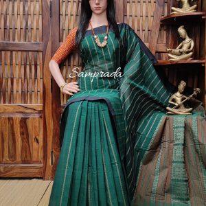 Amaanya - Kanchi Cotton Saree