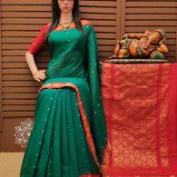 Kaanta - Kuppadam Cotton Saree