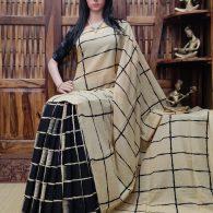 Madhunisha - Mulmul Cotton Saree