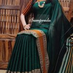 Naagavalli - Mercerized Pearl Cotton Saree