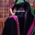 Nayantara - Mercerized Pearl Cotton Saree