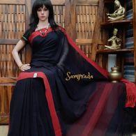 Padmamukhi - Patteda Cotton Saree