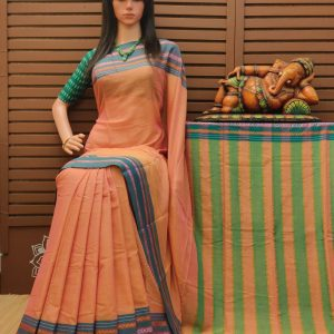 Divyamani - Pearl Cotton Saree