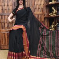Keeravani - Pearl Cotton Saree