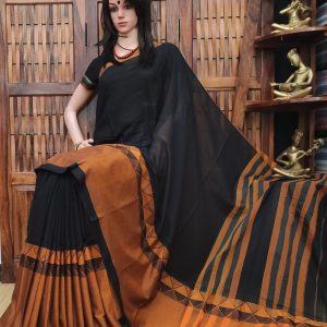 Kelaka - Pearl Cotton Saree