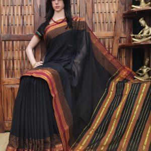 Keosha - Pearl Cotton Saree