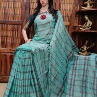 Khyathi - Pearl Cotton Saree