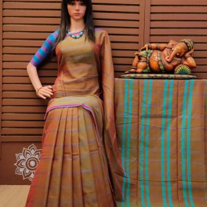 Krithiga - Pearl Cotton Saree
