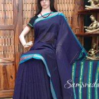 Kshetra - Pearl Cotton Saree