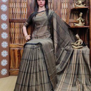 Kulika - Pearl Cotton Saree