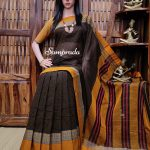Kushala - Pearl Cotton Saree