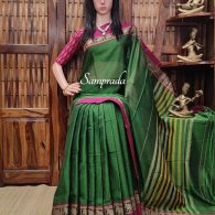 Trisha - Pearl Cotton Saree
