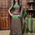 Tushitha - Pearl Cotton Saree