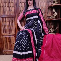 Poojitha - Ikkat Cotton Saree