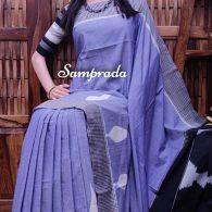 Pranati - Ikkat Cotton Saree