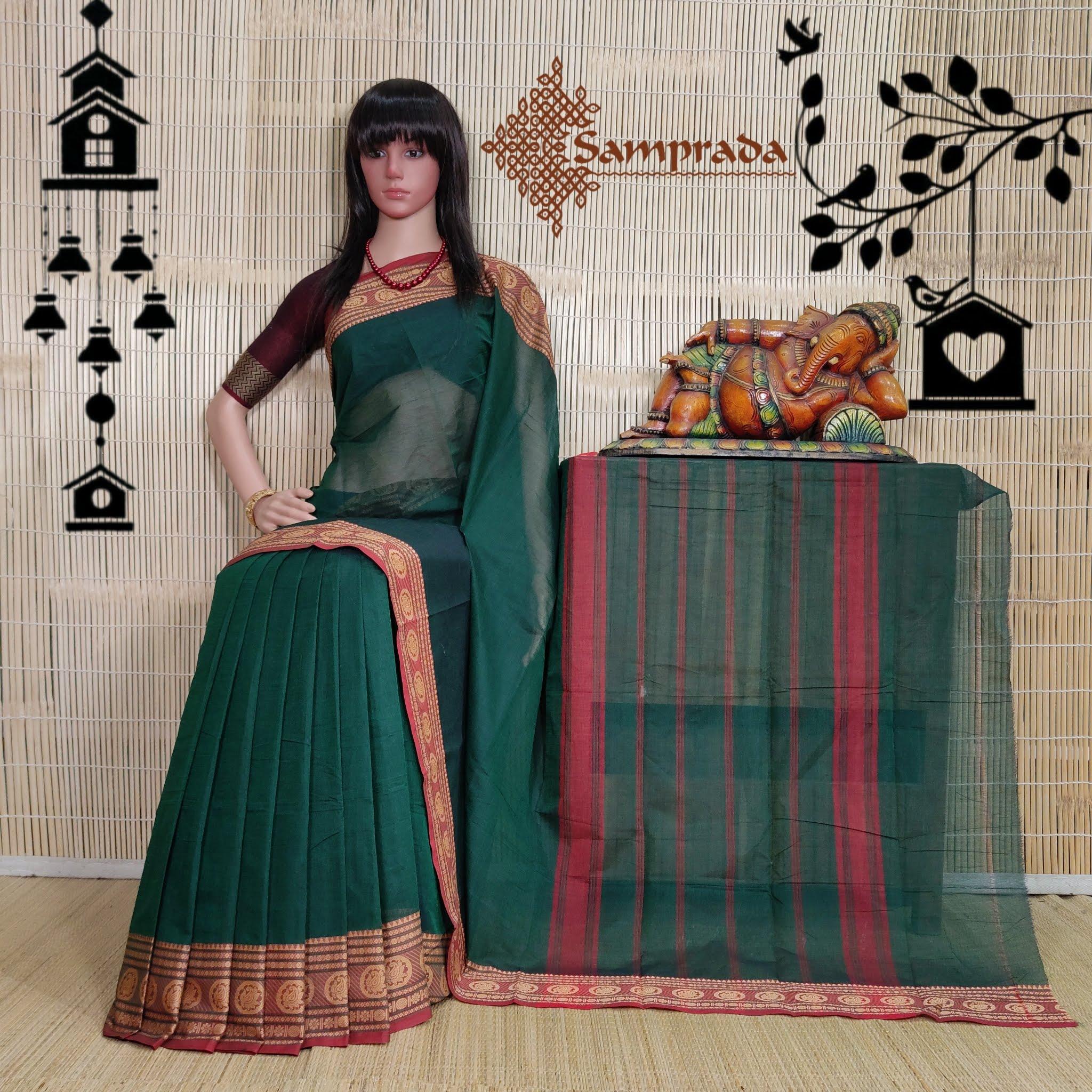 Samridha - South Cotton Saree
