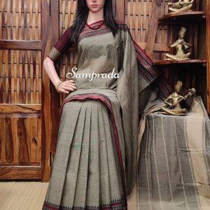 Samudrapriya - South Cotton Saree