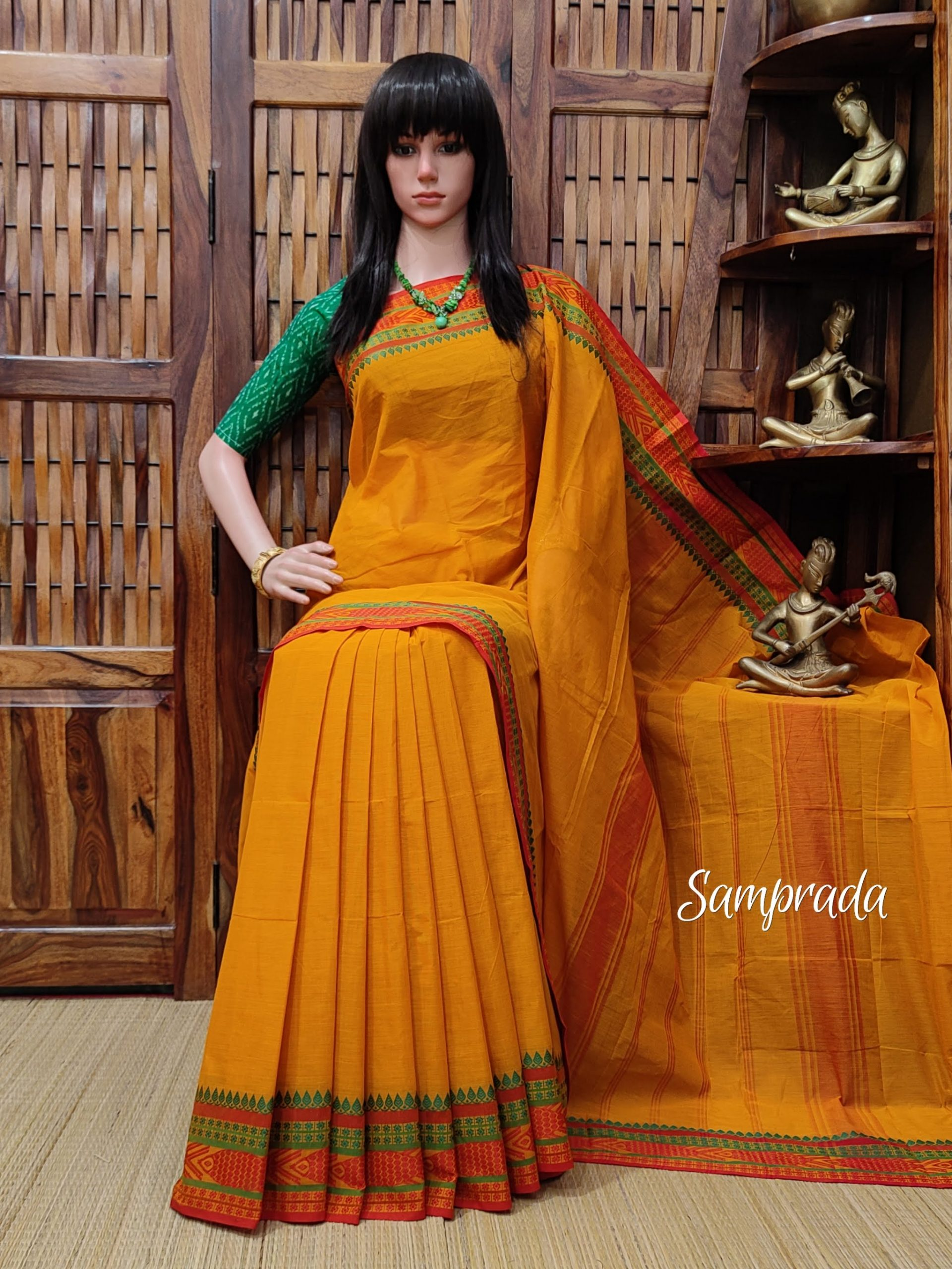 Santoor - South Cotton Saree