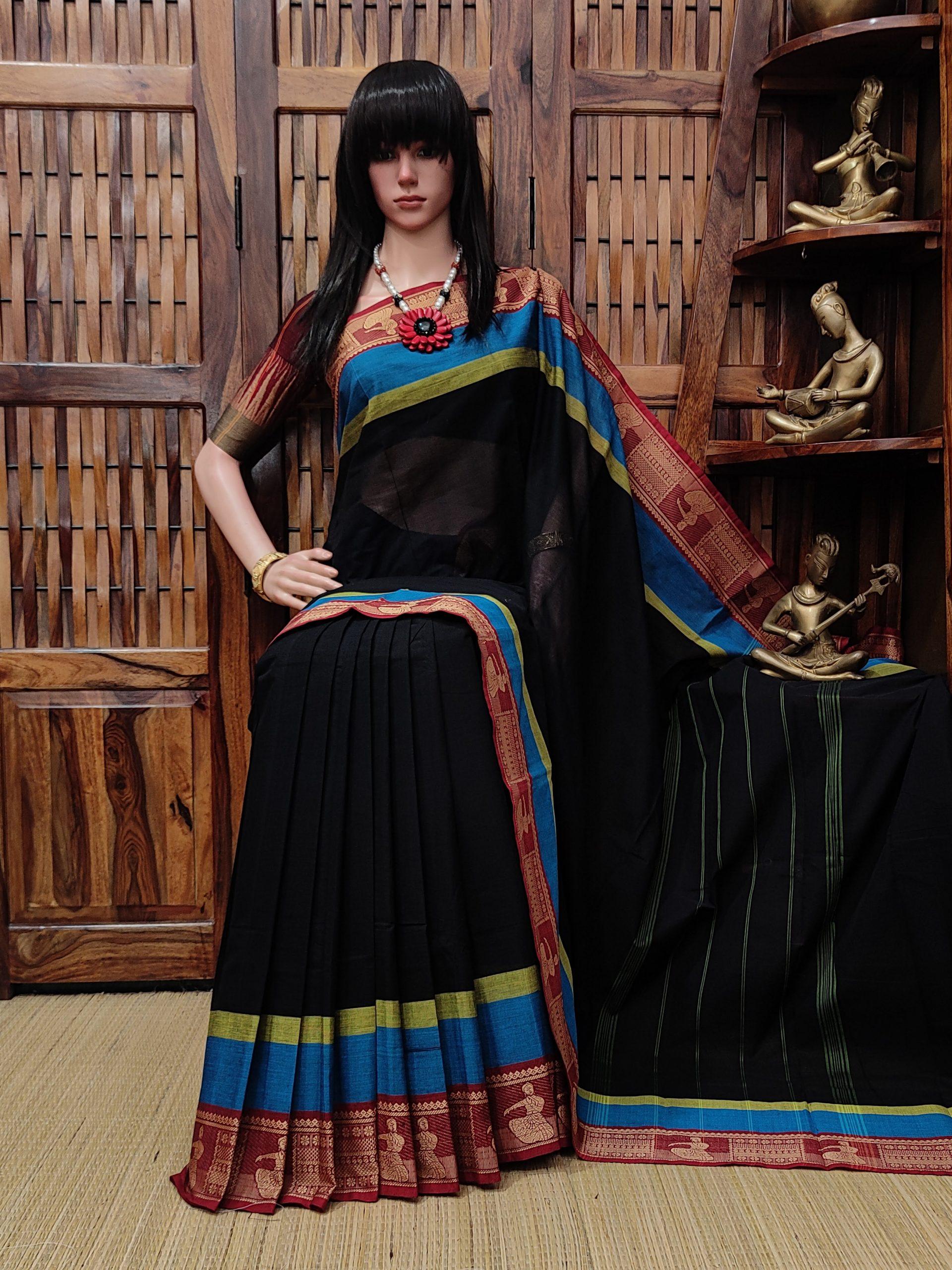 Sashikala - South Cotton Saree