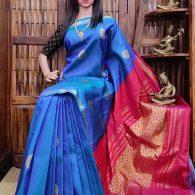 Sonakshi - Venkatagiri Silk Saree