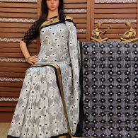 Anantha - Ikkat Silk Saree