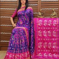 Athitha - Ikkat Silk Saree