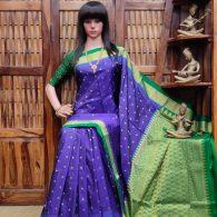 Aarini - Narayanpet Silk Saree
