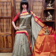 Aashni - Narayanpet Silk Saree