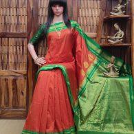Ashvini - Narayanpet Silk Saree