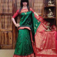 Baanhi - Narayanpet Silk Saree