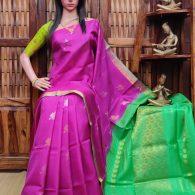 Apeksha - Venkatagiri Silk Saree
