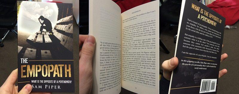 createspace self-publish book print-on-demand