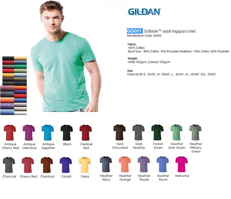 Gilden softstyle