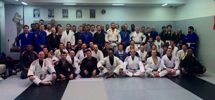 bjj inglorious grapplers