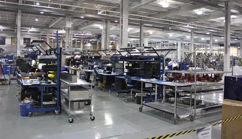 factory international logistics