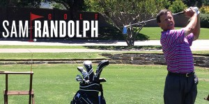 Sam Randolph Golf Instructor Forth Worth TX