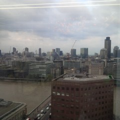A view from the 17th floor