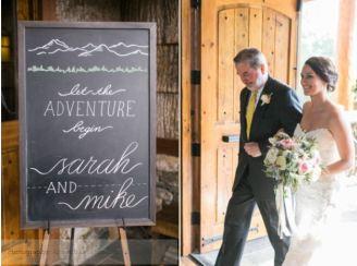 Hochzeit Einzug Braut
