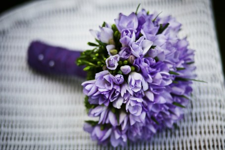 brautstrauß-violett