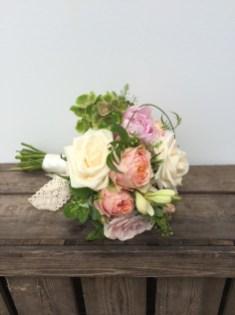 Brautstrauß-rosen