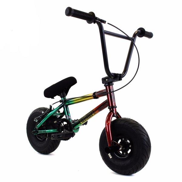 Fatboy Mini Bmx - Stunt - Smoke Bomb - Sams BMX