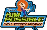 Kim Possible World Showcase Adventure Logo