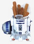 R2D2 Churro and Chocolate