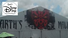 New for 2012, the Darth Mall Merchandise Location