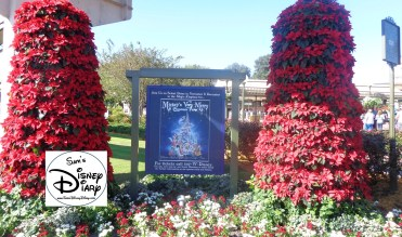 """Mickey's Very Merry Christmas Party is a """"Hard Ticketed"""" event, you'll need a special ticket to attend, lots of reminders as you enter the Magic Kingdom."""