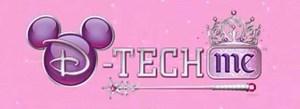 D-Tech Me Disney Princess Logo