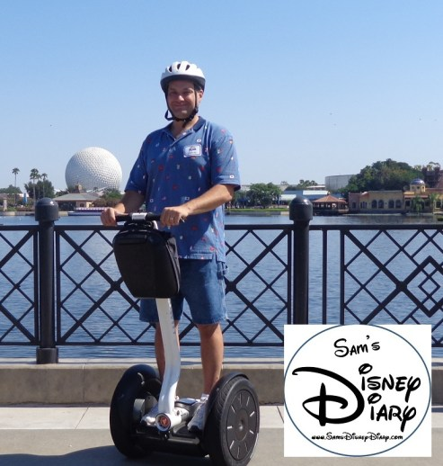 Epcot Segway Tour - Sam - June 2012