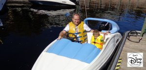 Port Orleans Riverside Marina Boat Rental, why not get a Sea Raycer and head down the Sassagoula