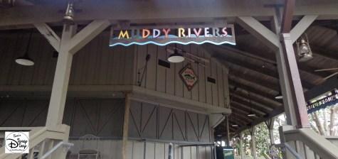 Port Orleans Riverside: Muddy Rivers, Poolside Bar